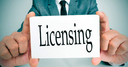 how to get wholesale license for clothing