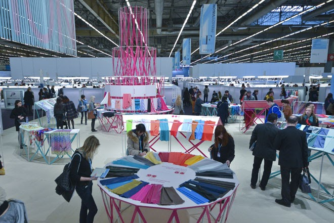 fabric trade shows