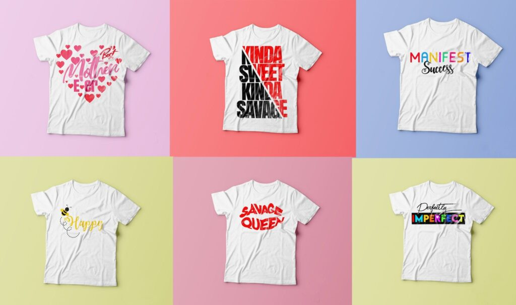 how to make graphic tees